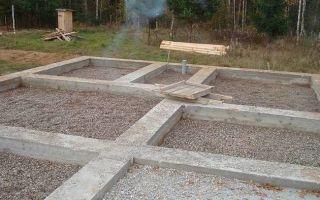 Как составить проект фундамента для дома?
