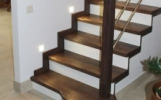 Как составить проект лестницы на второй этаж?