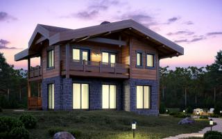 Как составить проект деревянного дома?