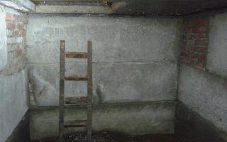 Как сделать гидроизоляцию ямы?