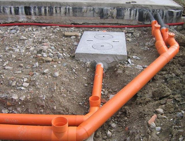 Утепление труб наружной канализации в частном доме своими руками