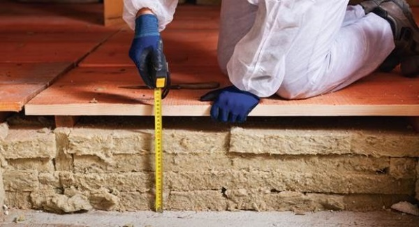 Толщина утепления пола в деревянном доме: расчет слоя пеноплекса, пенополистирола, керамзита, пенопласта и минваты