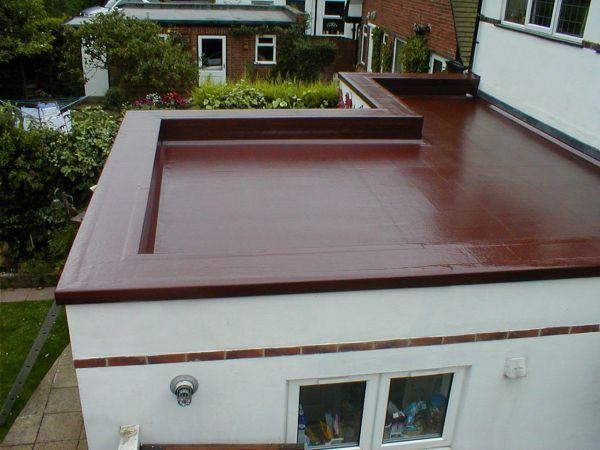 Строительство и устройство плоской крыши в частном доме