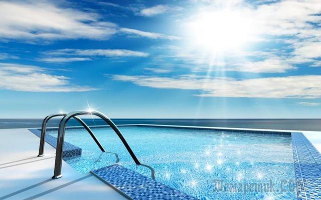 Уход за бассейном на даче: очистка воды народными и химическими средствами в каркасных и надувных водоемах