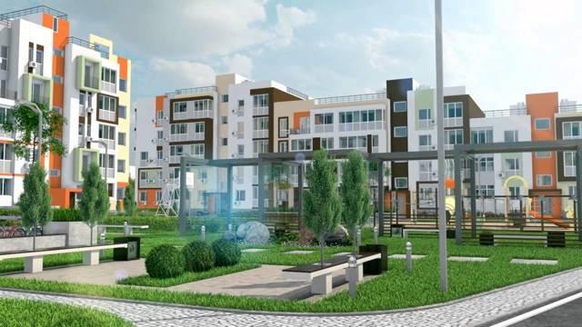 Проекты и строительство малоэтажных многоквартирных домов