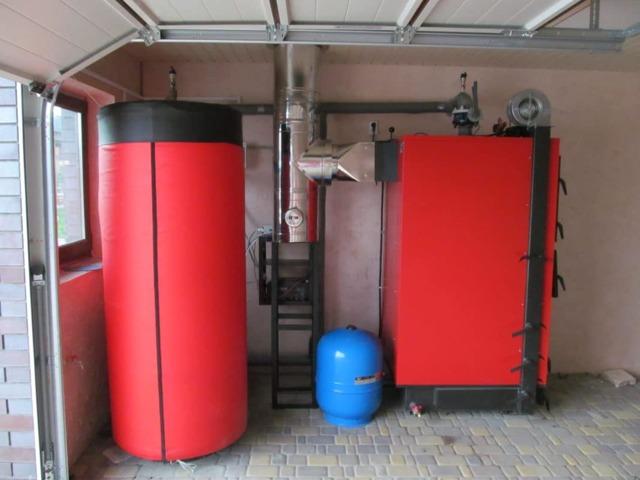 Комбинированное отопление для частного дома: выбор котла