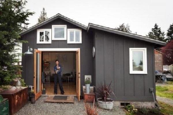 Как правильно сделать гараж в частном жилом доме