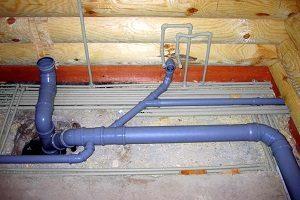 Схема разводки канализации в частном доме: как правильно сделать своими руками