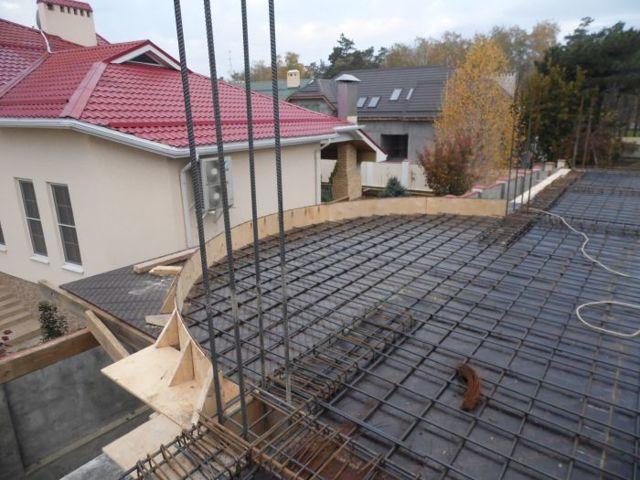 Устройство монолитного и деревянных межэтажных перекрытий в частном доме